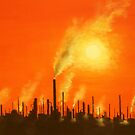 Refinery by andy tetlow