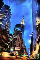 Lexington - NYC by Luca Renoldi