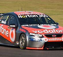 Jamie Whincup No1 by Christopher Houghton