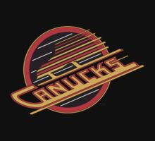 Vancouver Canucks by Joey H
