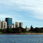 Sydney super panorama by Lars