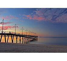 New Rockingham Jetty  Photographic Print