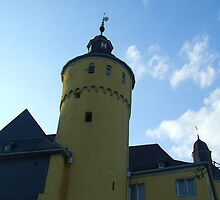 Homburg Castle by TriciaDanby