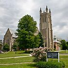 Williams College Cathedral by Deborah Austin