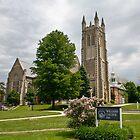 Williams College Cathedral by Deborah Austin