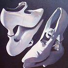 grandmas wedding shoes by gailery
