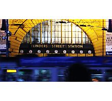 flinders Photographic Print