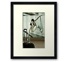 Thirst Framed Print