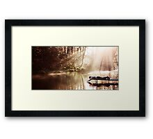 riverboy Framed Print