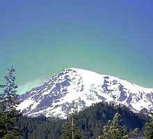Mt. Ranier by Bananaana04