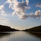 Royal Canal by Paudie Scanlon