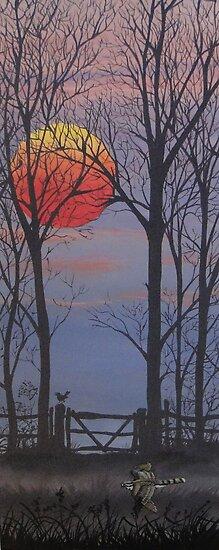 Last  hunt' by Robert David Gellion