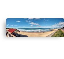 surf club view Canvas Print