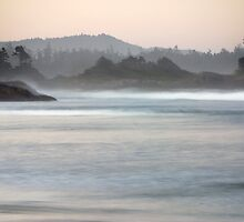 Chesterman Beach, Sunrise by Mikeinbc1