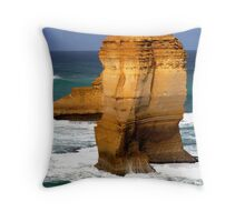 Southern Ocean Beauty Throw Pillow