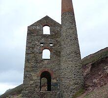 Wheal Coates, Cornwall by Kernowangels