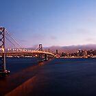 Bay Bridge by Sarah Van Geest