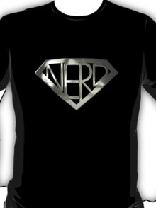 Chrome SuperNerd T-Shirt