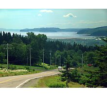 Glooscap Trail Photographic Print