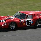 "Max Werner - Ferrari 250 SWB ""Breadvan"" by MSport-Images"