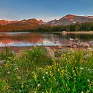 Brainard Lake by Gary Lengyel