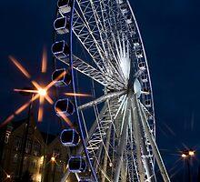 Sheffield Wheel by Dave Warren