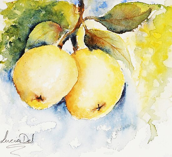 Golden Delicious by LuciaM