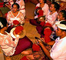 Cymbals, Gamelan, Ubud, Bali by JonathaninBali
