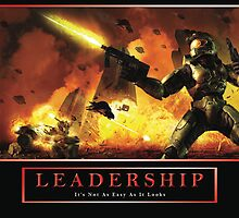 video game leadership p by jamesonjdb