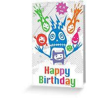 Hellion Birthday  ll - Card Greeting Card