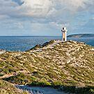 Cape Spencer Lighthouse by AllshotsImaging