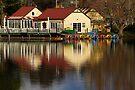 Daylesford Boathouse by Darren Stones