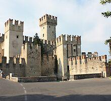 Lago di Garda - Sirmione - The Castle by annalisa bianchetti