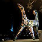 Angel - Melbourne Mosaic Sculpture by Mark Elshout