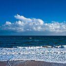 Cloudscape by the Sea by AllshotsImaging