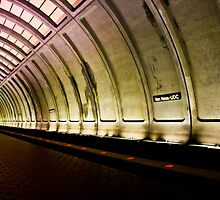 Van Ness Station, Washington DC by taytehampton