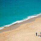 fishermen on a beach by viaterra-photos