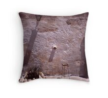 A Wall Throw Pillow
