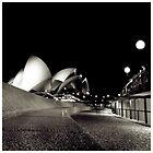 The diva loves Opera House by Melinda Kerr