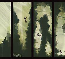 Falling by Samuel Hardidge