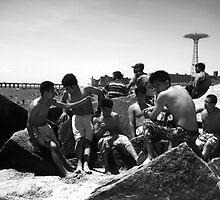 Boardwalk Splinters by Brooklynboy426