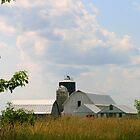 Midwest Farm by kkphoto1