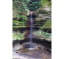 St. Louis Canyon Waterfall Photographic Print