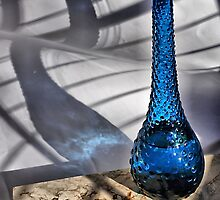 Blue bottle by andreisky