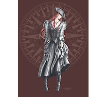Swashbuckling in Style Photographic Print
