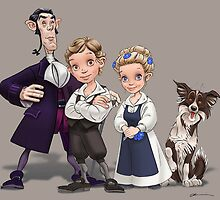 The Cast by Chris Baker