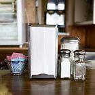 Jake's Cafe in Ritzville, WA by Peter Kearns