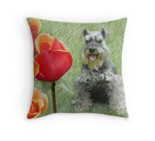 Happy Birthday Judi Taylor Throw Pillow