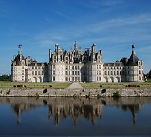 Chambord Castle by Jgirl