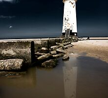 Point of Ayr, Talacre. by maxblack